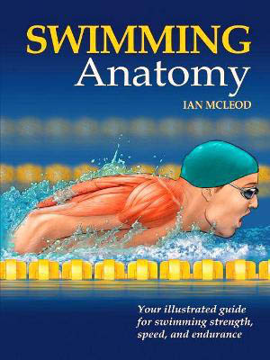 Swimming Anatomy book cover