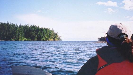 kayak to Snug Harbor